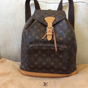 Louis Vuitton GM back pack
